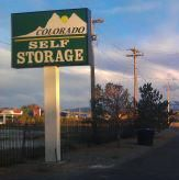 Colorado Self Storage logo