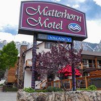 Matterhorn Inn Ouray logo