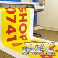 Montrose Printing Center logo