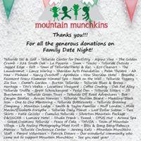 Mountain Munchkins Day Care logo