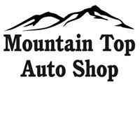 Mountain Top Auto Shop logo