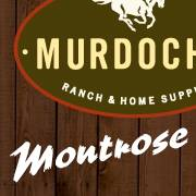 Murdoch's Ranch & Home Supply logo
