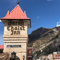 Ouray Chalet Inn logo