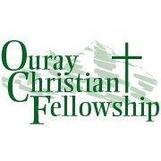 Ouray Christian Fellowship logo