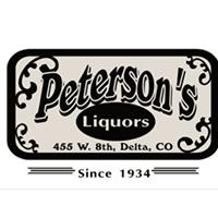 Peterson Liquor logo