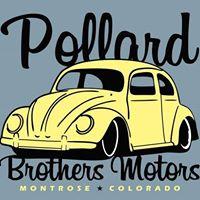 Pollard Brothers Motors logo