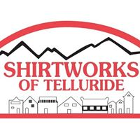 Shirtworks of Telluride logo