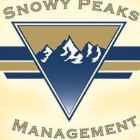 Snowy Peaks Management logo