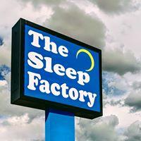 Sleep Factory The logo