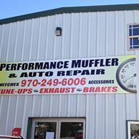Performance Muffler & Auto logo