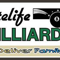 NiteLife Billiards logo