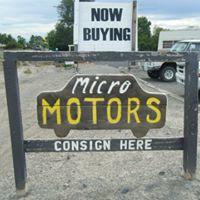 Micro Motors & Mini Storage logo