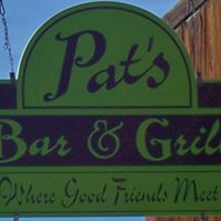 Pat's Bar & Grill logo
