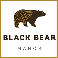 Black Bear Manor logo