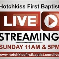 First Baptist Church - Hotchkiss logo
