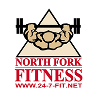 North Fork Fitness logo