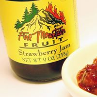 Fire Mountain Fruit logo