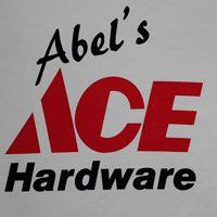 Abel's Ace Hardware logo