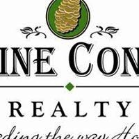 Pine Cone Realty logo