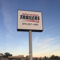 Affordable Trailers Inc logo