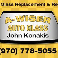 A-Wiser Auto Glass logo