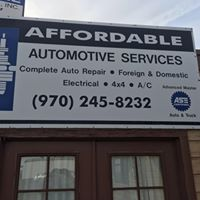Affordable Automotive Services Inc logo