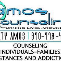 Amos Counseling logo