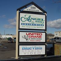 Angel Sign Co logo