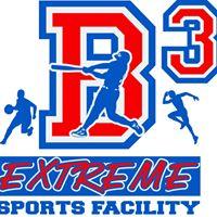 B3 Extreme Sports Facility logo