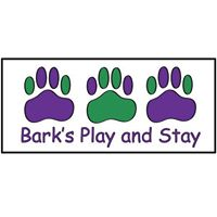 Bark's Play & Stay logo
