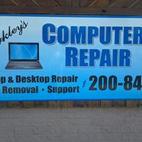 Berkley's Computer Repair logo