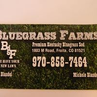 Bluegrass Farms logo