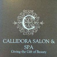 Callidora Salon & Spa logo