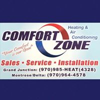 Comfort Zone Heating & Air Conditioning LLC logo