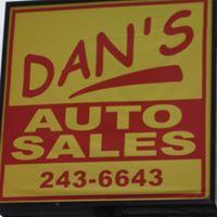 Dan's Auto Sales logo