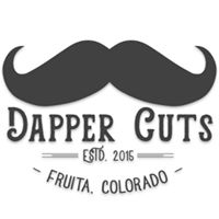 Dapper Cuts logo