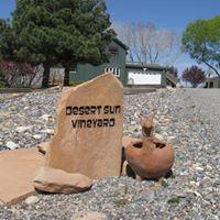 Desert Sun Vineyards logo