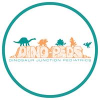 Dino-Peds logo