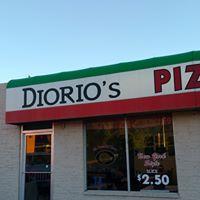 Diorio's Pizza logo