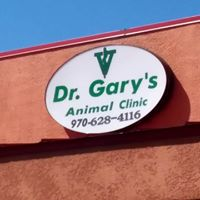 Dr Gary's Animal Clinic logo