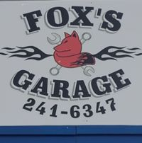 Fox's Garage LLC logo