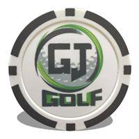 GJ Golf logo