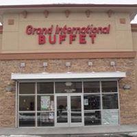 Grand International Buffet logo