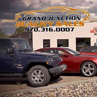 Grand Junction Quality Sales logo