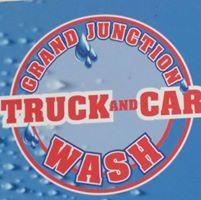 Grand Junction Truck & Car Wash logo