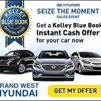 Grand West Hyundai logo