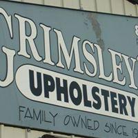 Grimsley's Upholstery logo