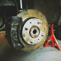 Heuton Tire Company logo