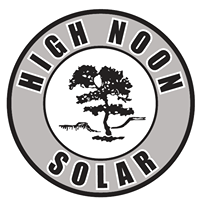 High Noon Solar logo