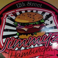 Jimmyz Hamburger logo